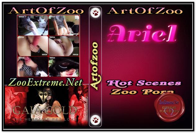 ArtOfZoo DVD - Ariel_ - Hot Scenes Zoo Porn
