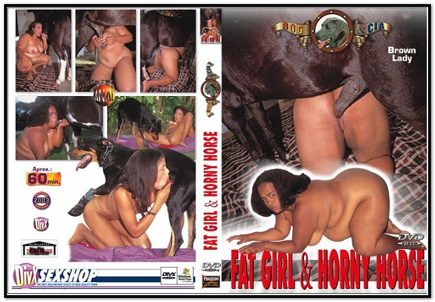 Dog & Cia - Fat Girl And Horny Horse