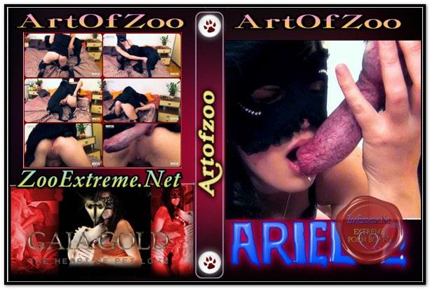 ArtOfZoo DVD - Ariel_2 - Hot Scenes Zoo Porn