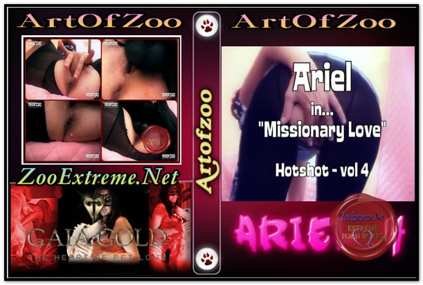 ArtOfZoo DVD - Ariel_4 - Hot Scenes Zoo Porn