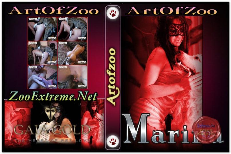 ArtOfZoo DVD - Marina - Hot Scenes Zoo Porn