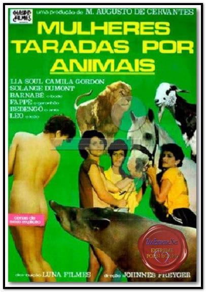 Animal Classics - Mulheres Taradas Por Animais