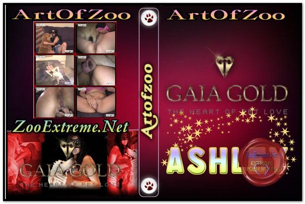ArtOfZoo DVD - Ashley - Hot Scenes Zoo Porn