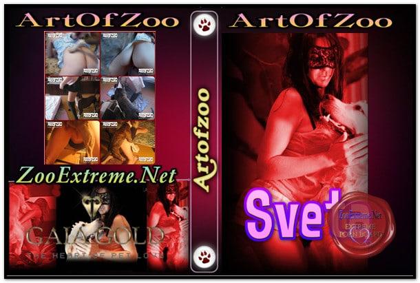 ArtOfZoo DVD - Sveta - Hot Scenes Zoo Porn