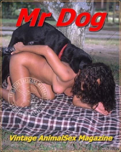 Vintage AnimalSex Magazine - Mr Dog