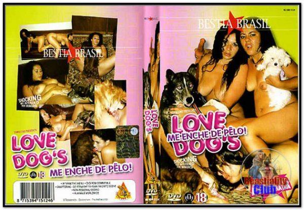 Bestia Brazil - Love Dogs - Real Dog Penetration
