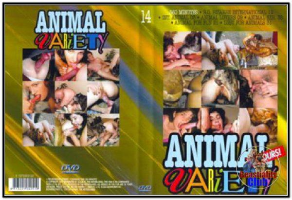 Animal Variety 14a