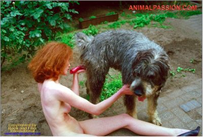 Janine De Groot- Animal Sex Porn Star And Vintage Beastiality Actress-2