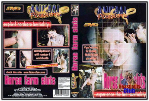 Animal Passion - Horse Farm Sluts