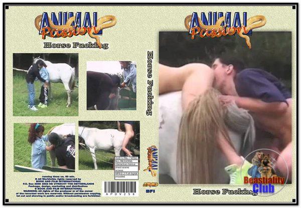 Animal Passion - Horse Fucking