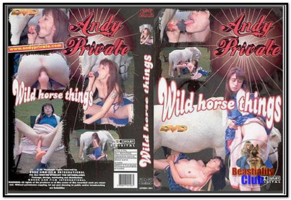 Andy Private - Wild Horse Things