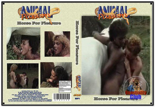 Animal Passion - Horse's For Pleasure