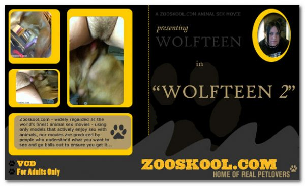 Home Of Real PetLover - Wolf Teen Wolfteen 2