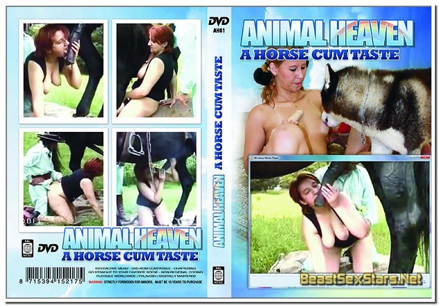 Animal Heaven - A Horse Cum Taste