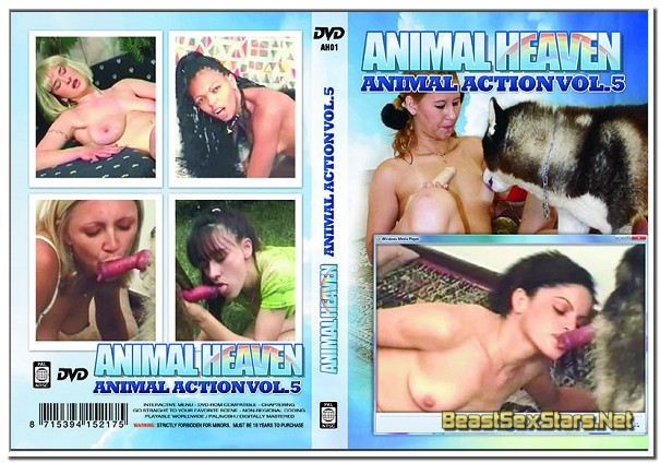 Animal Heaven - Animal Action Volume 5