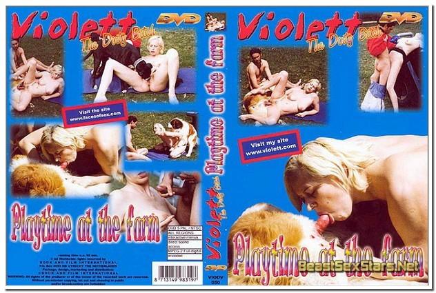 Violett - Playtime At The Farm