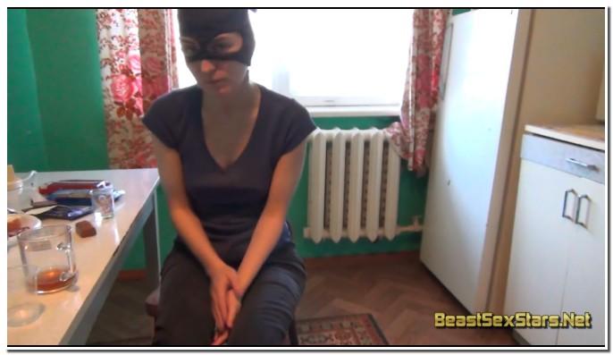Team Russia Petlove - Masked Girl And Dog