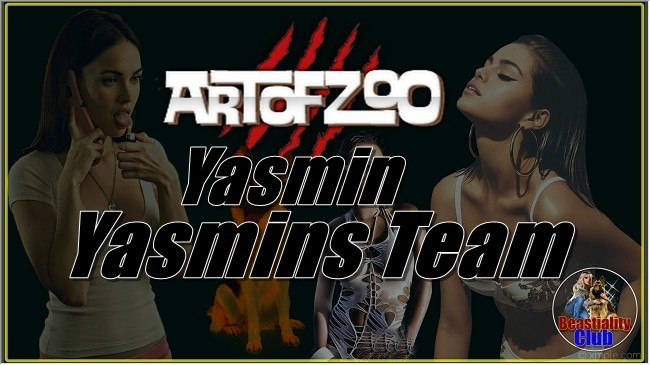 ArtOfZoo.Com - Yasmin - Yasmins Team