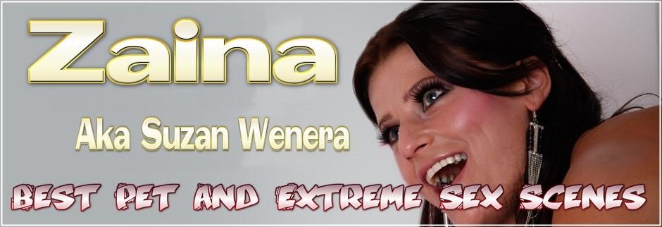 Zaina Aka Suzan Wenera - Animal Sex PornStar