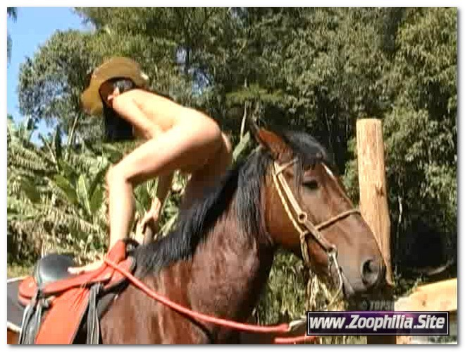 Topscore - Horse with huge cock fucking girls