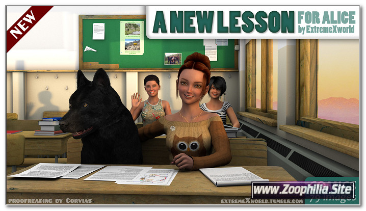 A New Lesson For Alice - ExtremeXWorld.Net
