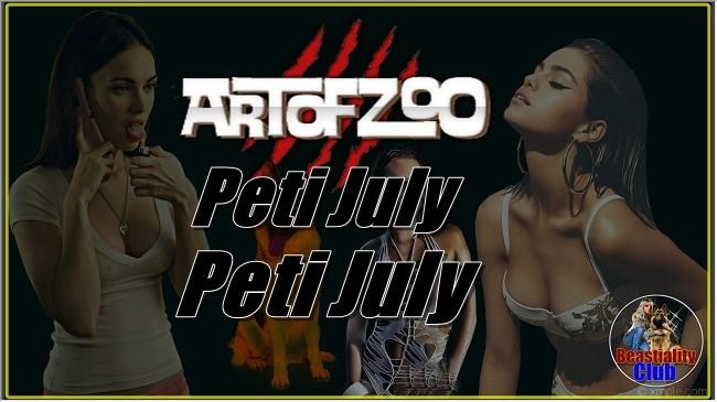 ArtOfZoo.Com - Peti July - Peti July