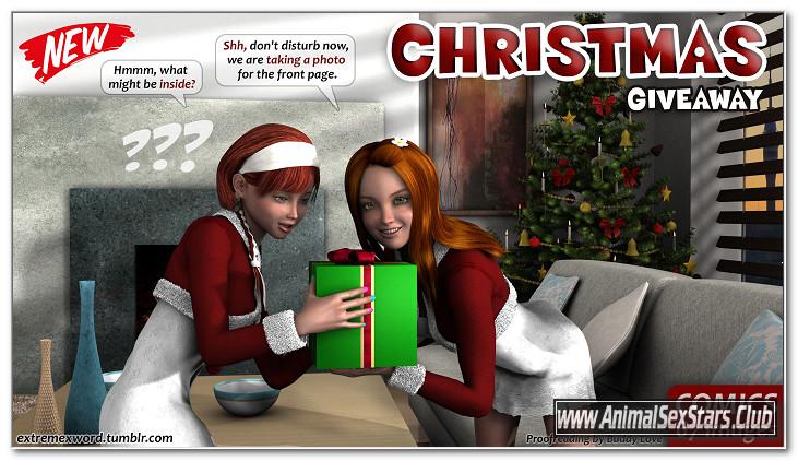 Christmas Giveaway - ExtremeXWorld.Net