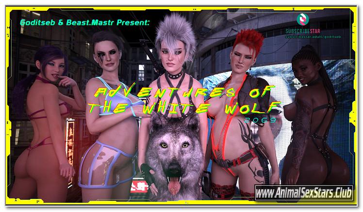 GodItsEb - Adventures of the White Wolf Part 5